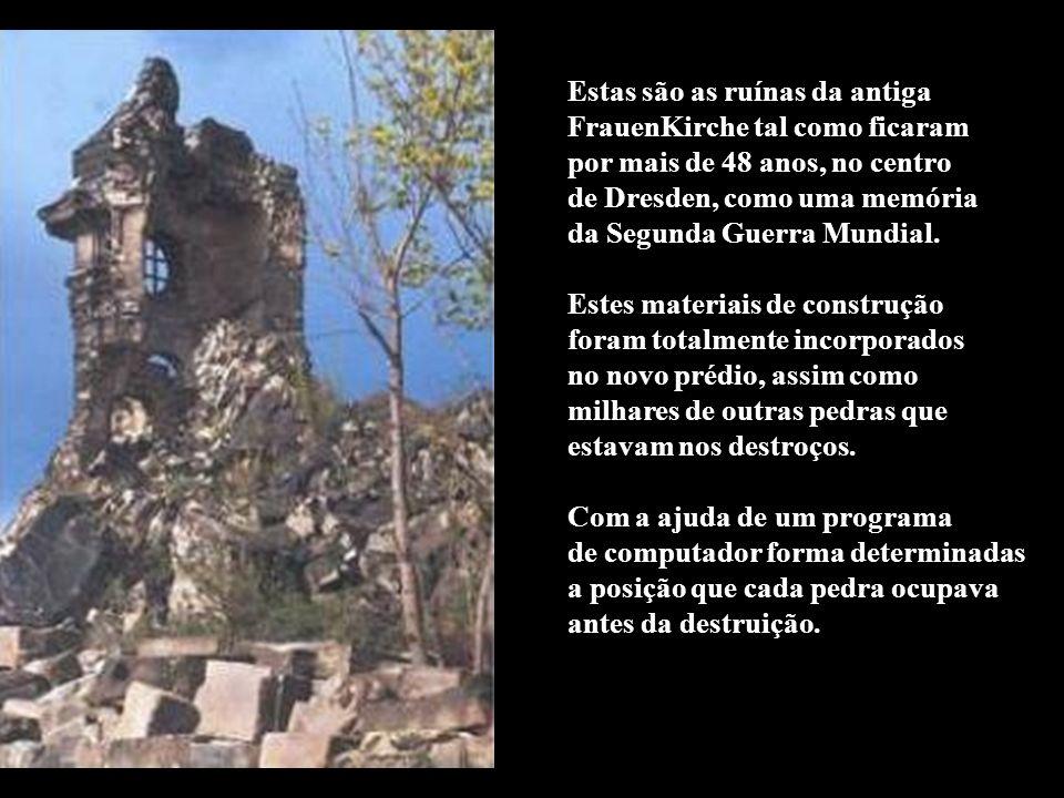 Estas são as ruínas da antiga