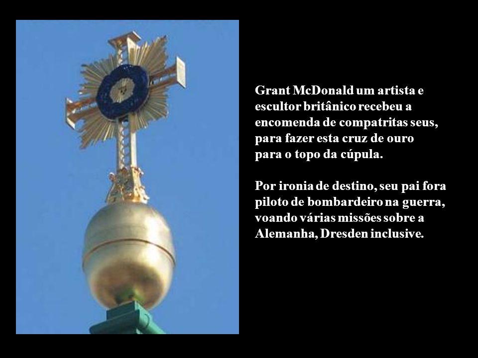 Grant McDonald um artista e