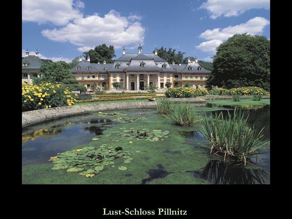 Lust-Schloss Pillnitz