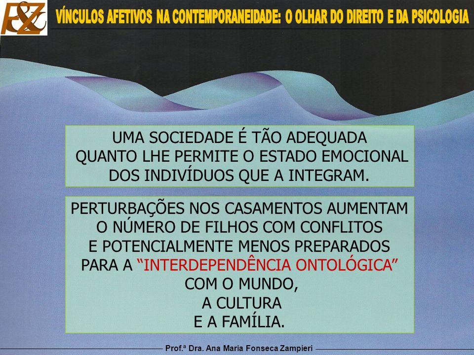 VÍNCULOS AFETIVOS NA CONTEMPORANEIDADE: O OLHAR DO DIREITO E DA PSICOLOGIA