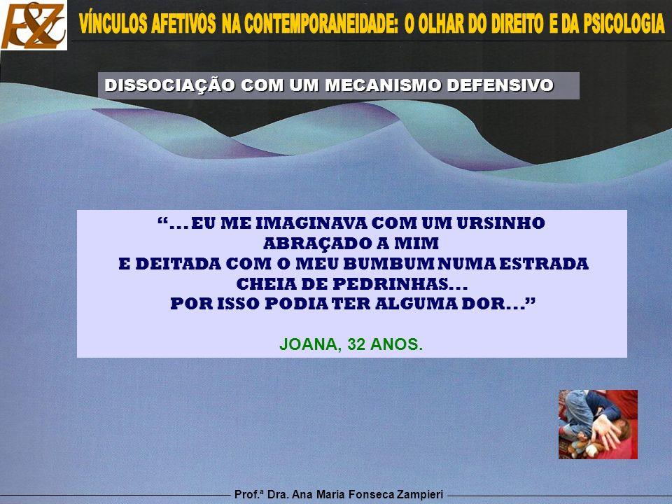 DISSOCIAÇÃO COM UM MECANISMO DEFENSIVO