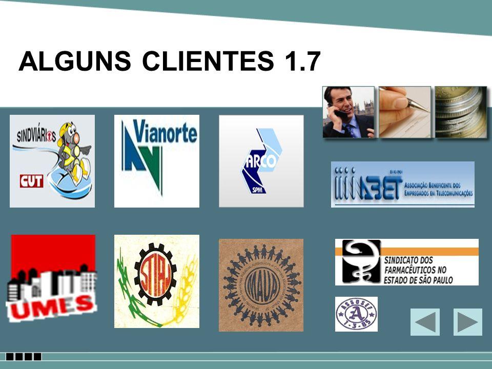 ALGUNS CLIENTES 1.7