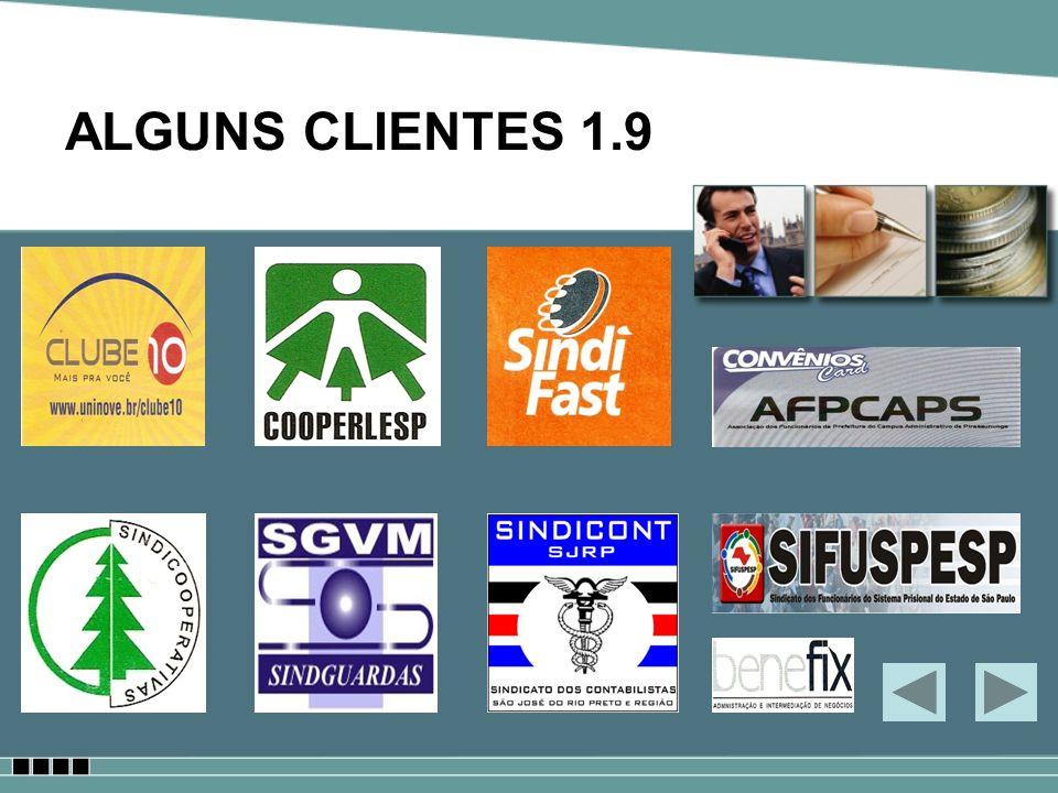 ALGUNS CLIENTES 1.9