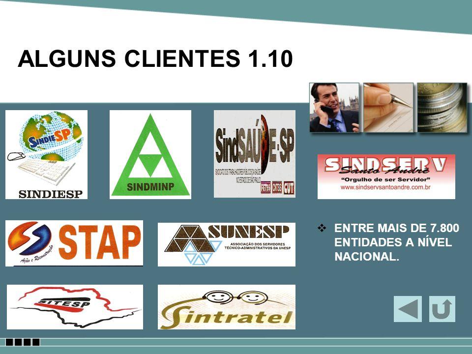 ALGUNS CLIENTES 1.10