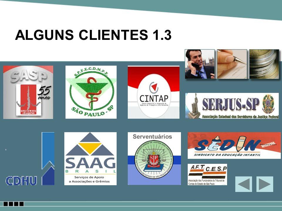 ALGUNS CLIENTES 1.3