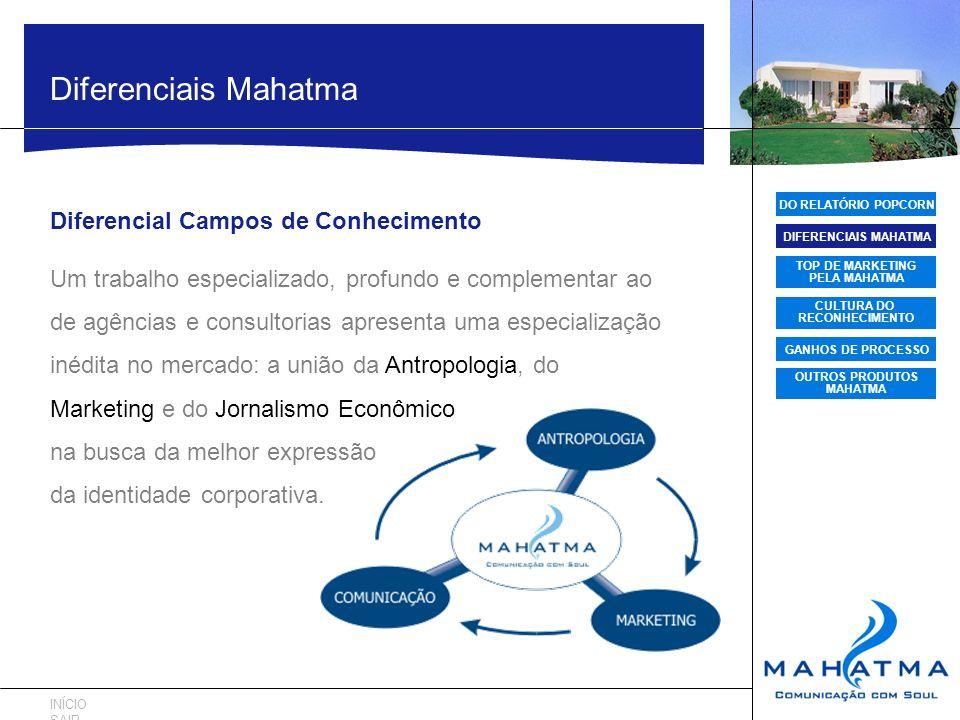 Diferenciais Mahatma Diferencial Campos de Conhecimento