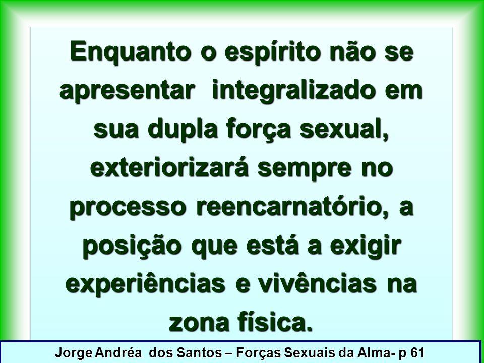 Jorge Andréa dos Santos – Forças Sexuais da Alma- p 61