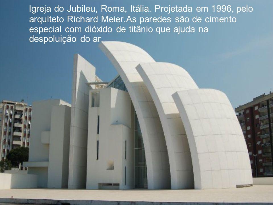 Igreja do Jubileu, Roma, Itália