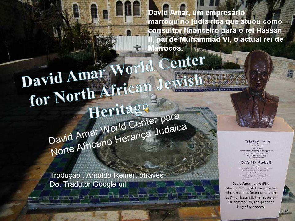 David Amar World Center for North African Jewish Heritage