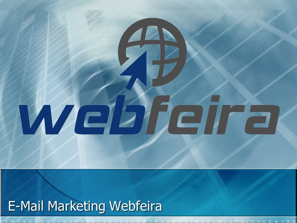 E-Mail Marketing Webfeira