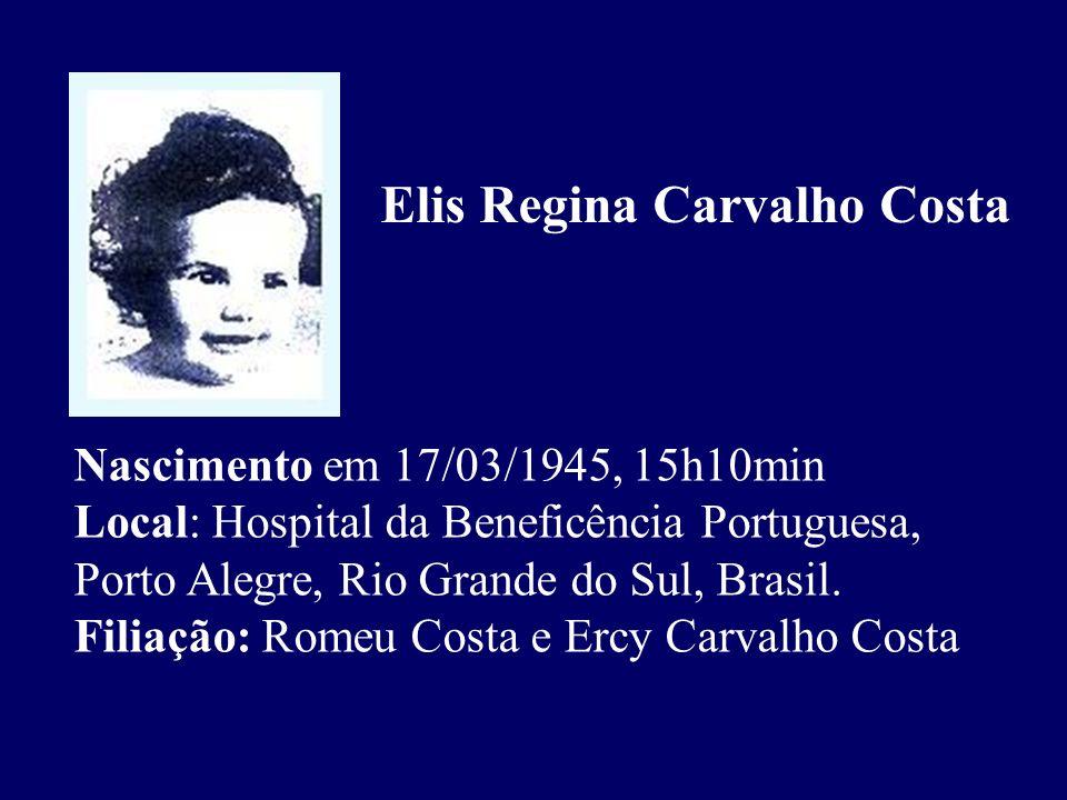 Elis Regina Carvalho Costa
