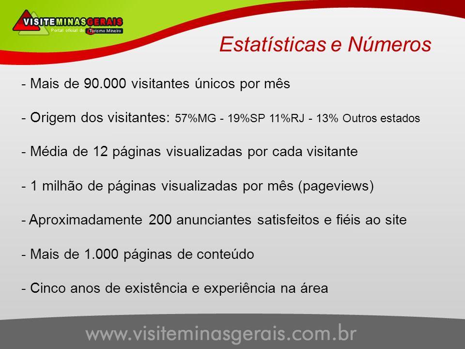 Estatísticas e Números
