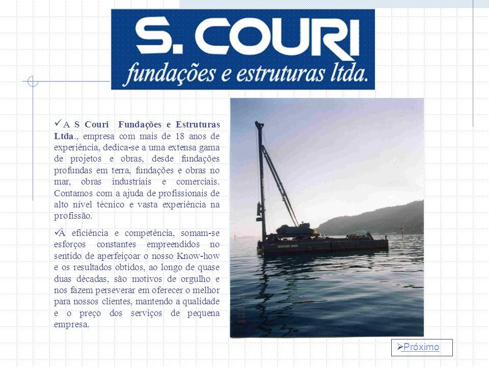 A S Couri Fundações e Estruturas Ltda