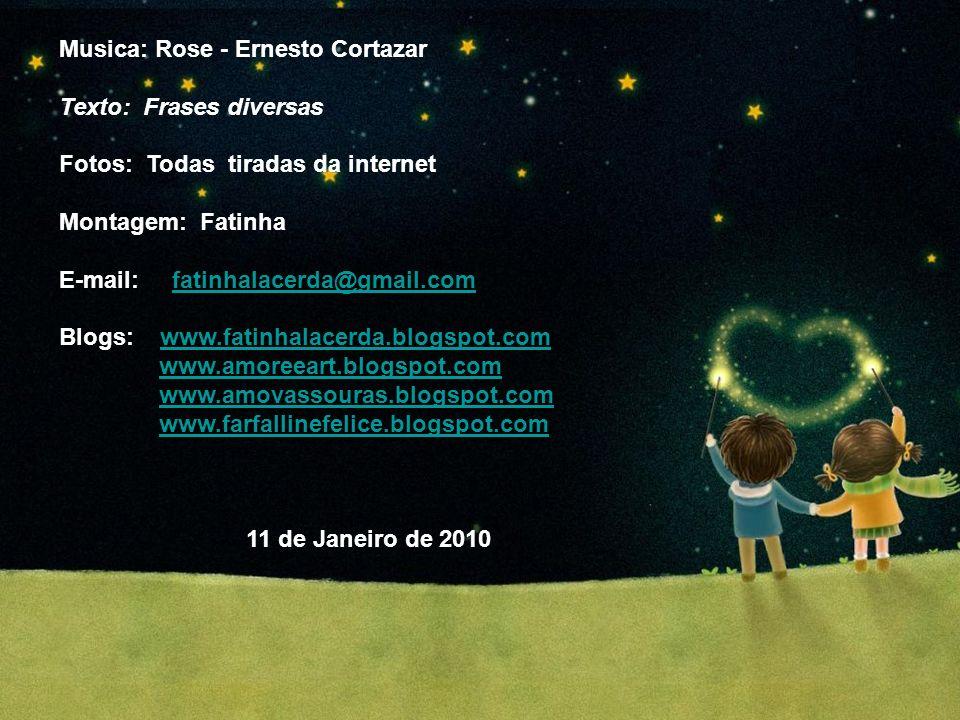 Musica: Rose - Ernesto Cortazar