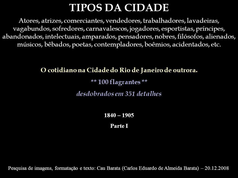 TIPOS DA CIDADE