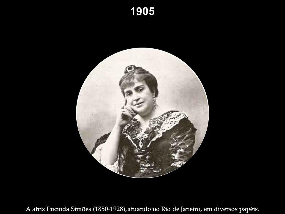 1905 A cena do divã da Dalila.