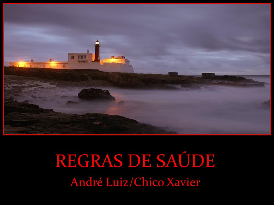 André Luiz/Chico Xavier