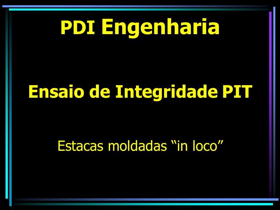 Ensaio de Integridade PIT