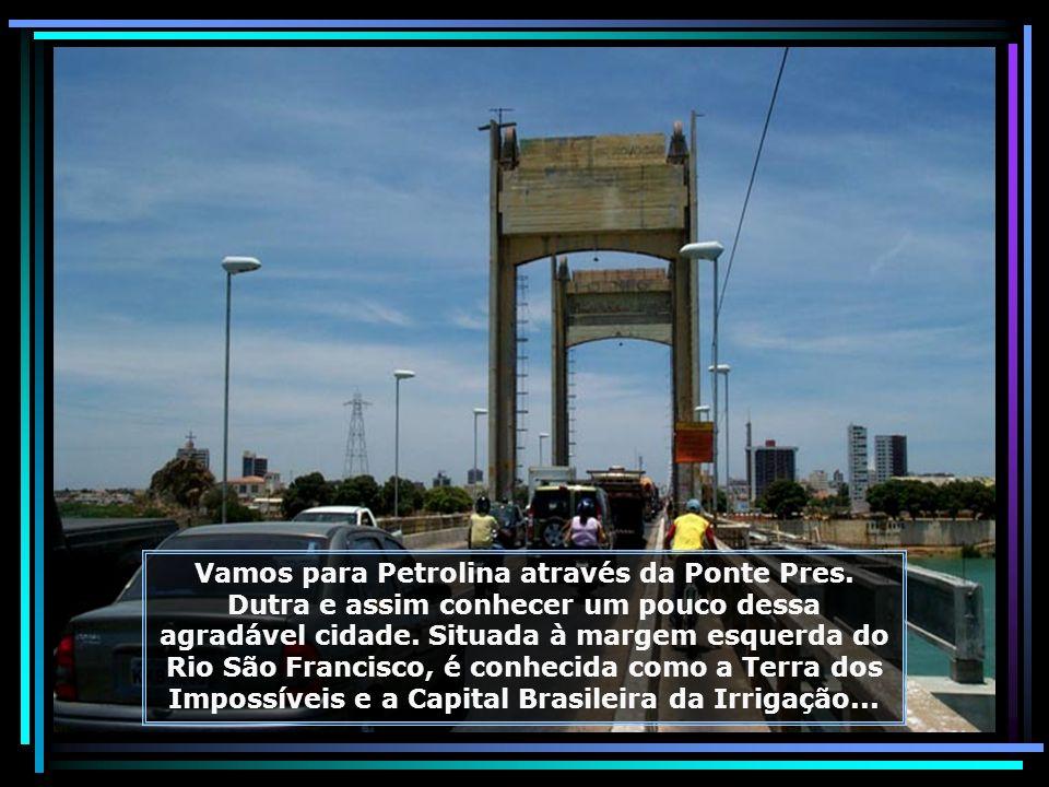 P0015489 - PETROLINA - PONTE SOBRE O RIO SÃO FRANCISCO-680