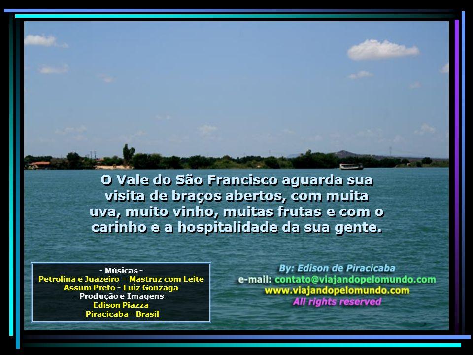 Petrolina e Juazeiro – Mastruz com Leite Assum Preto - Luiz Gonzaga