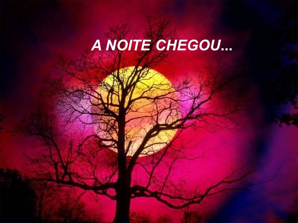 A NOITE CHEGOU...