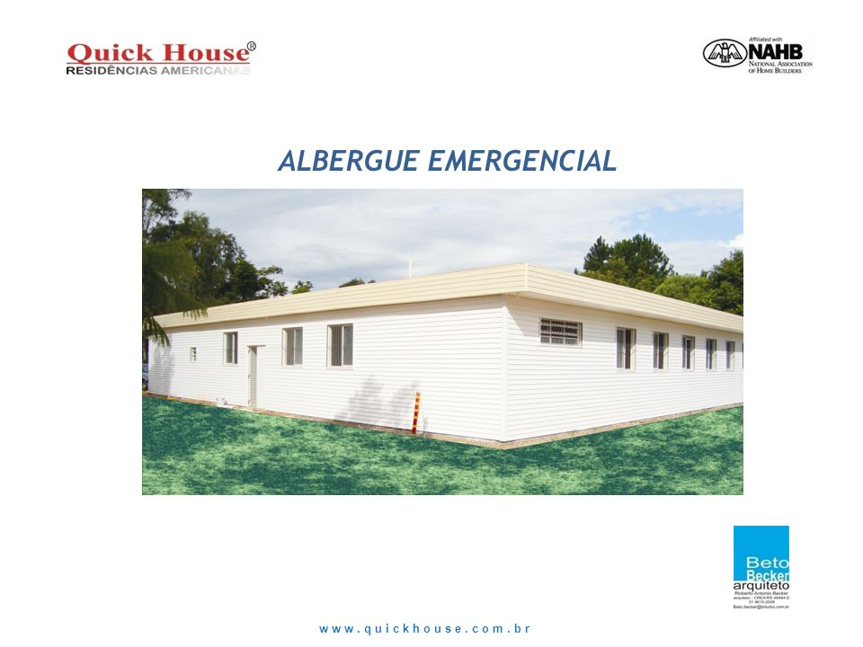 ALBERGUE EMERGENCIAL