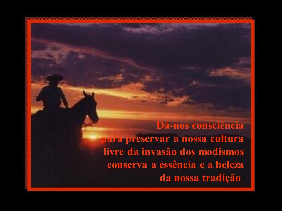 Dá-nos consciência para preservar a nossa cultura. livre da invasão dos modismos. conserva a essência e a beleza.