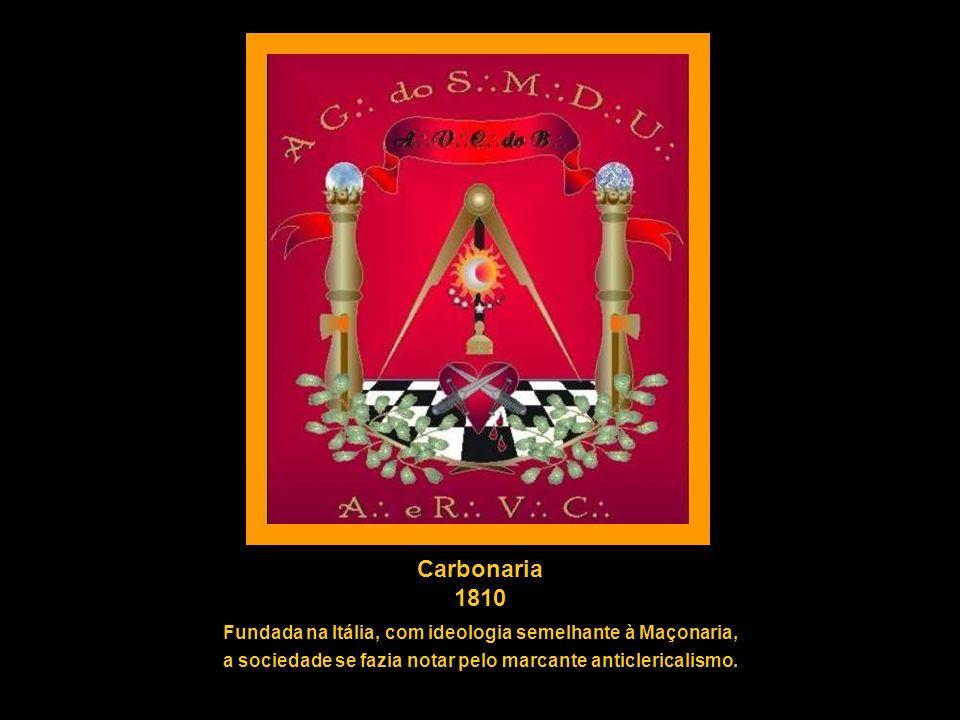 Carbonaria 1810.