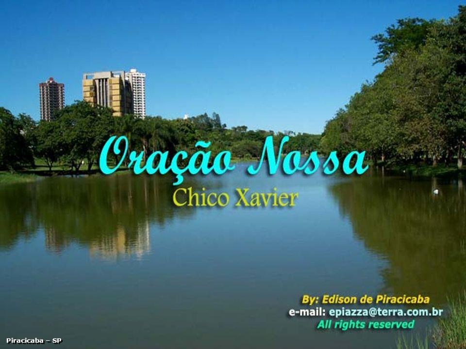 P0004712 - PIRACICABA - ORAÇÃO NOSSA - CAPA INICIAL COM LEGENDA