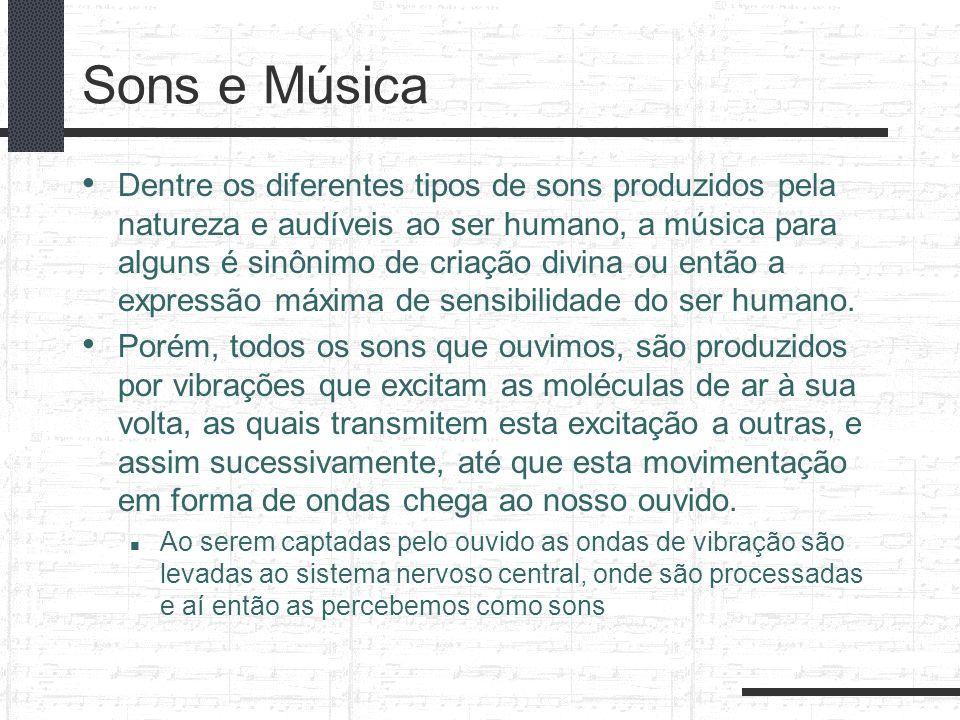 Sons e Música