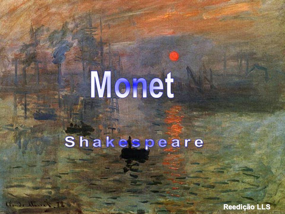 Monet Shakespeare Reedição LLS