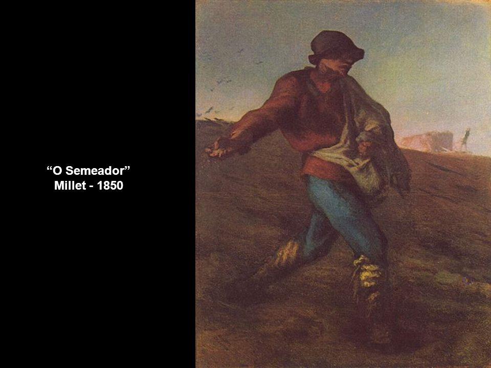 O Semeador Millet - 1850