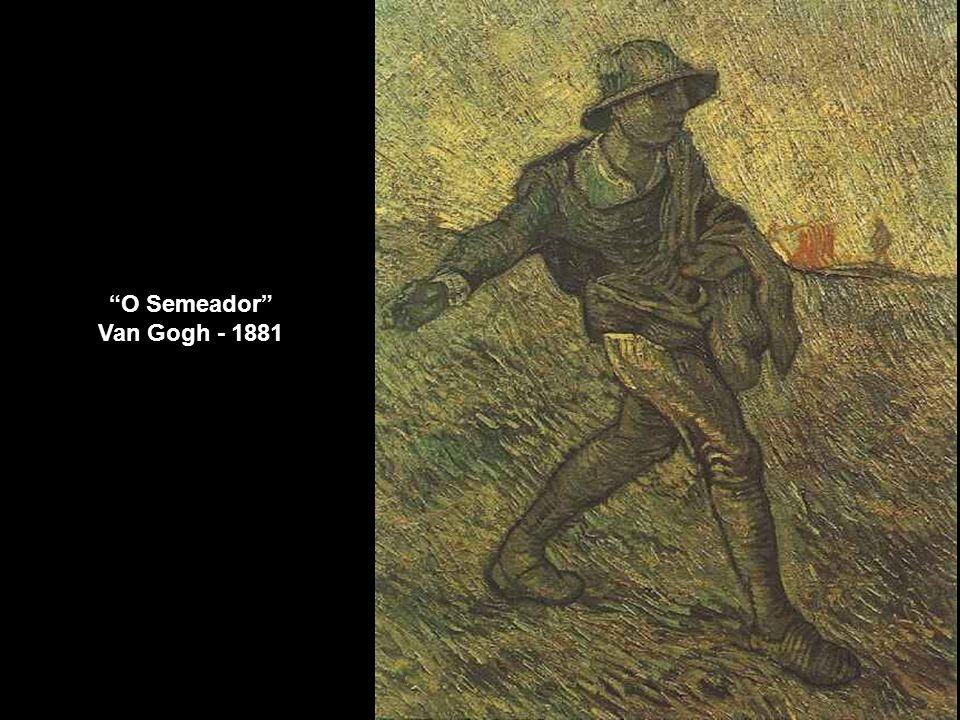 O Semeador Van Gogh - 1881