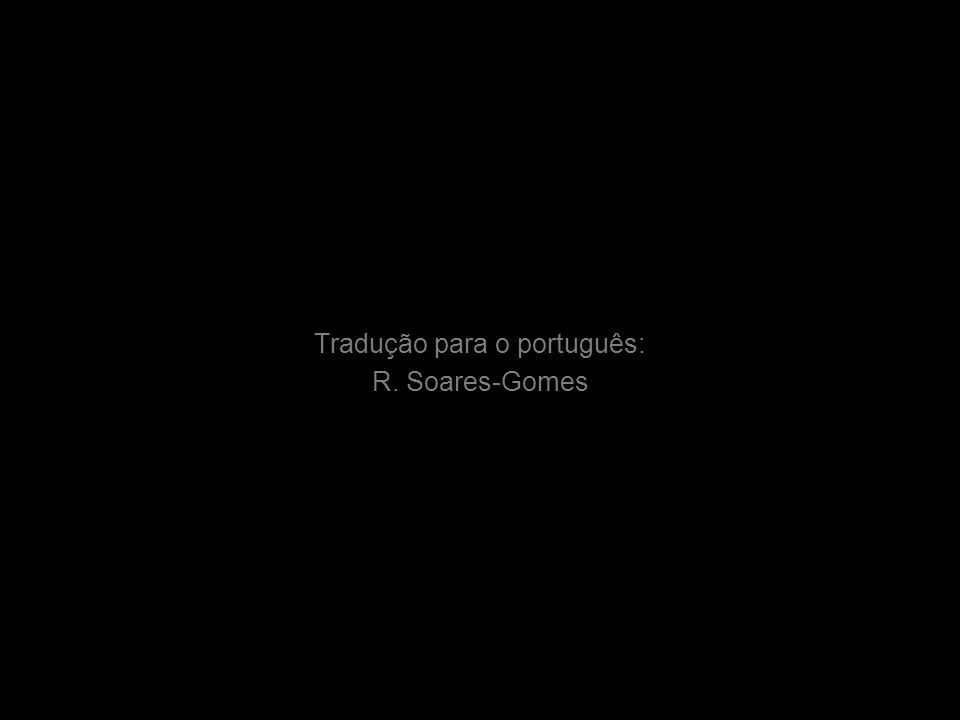 Tradução para o português: