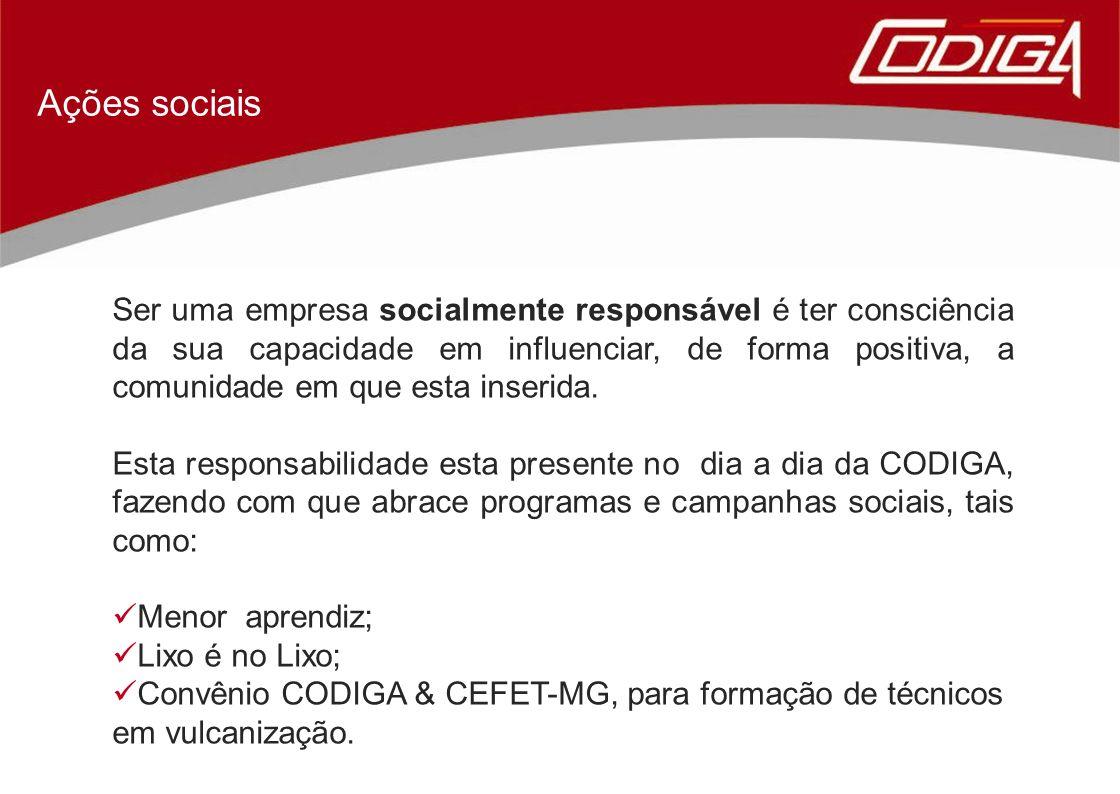 Ações sociais