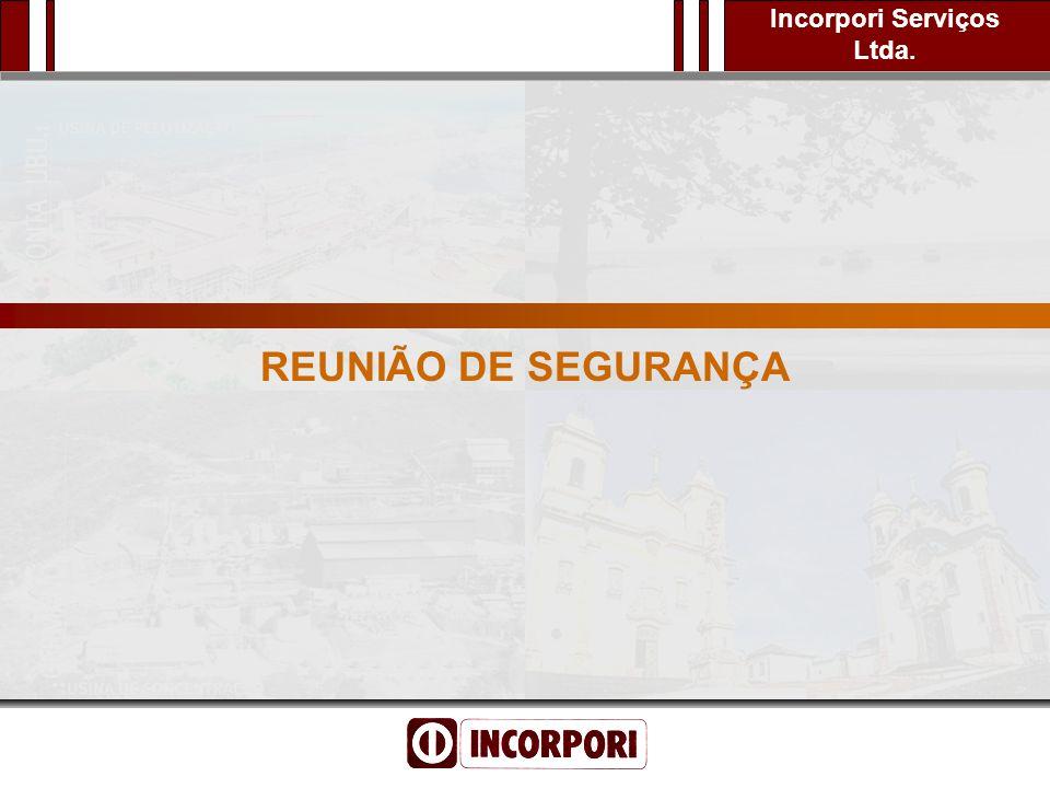 REUNIÃO DE SEGURANÇA