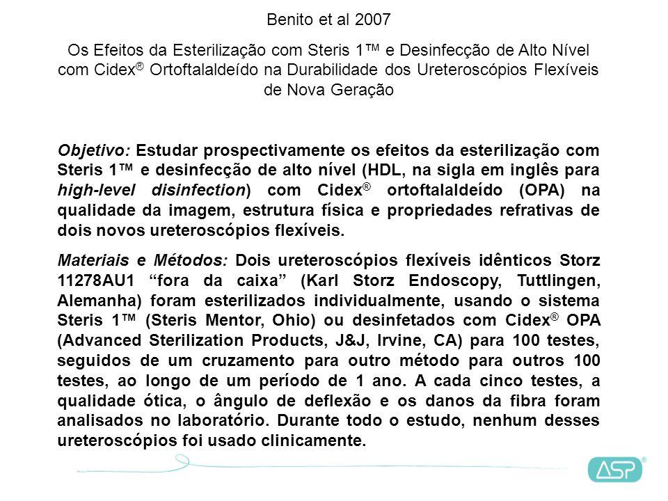 Benito et al 2007