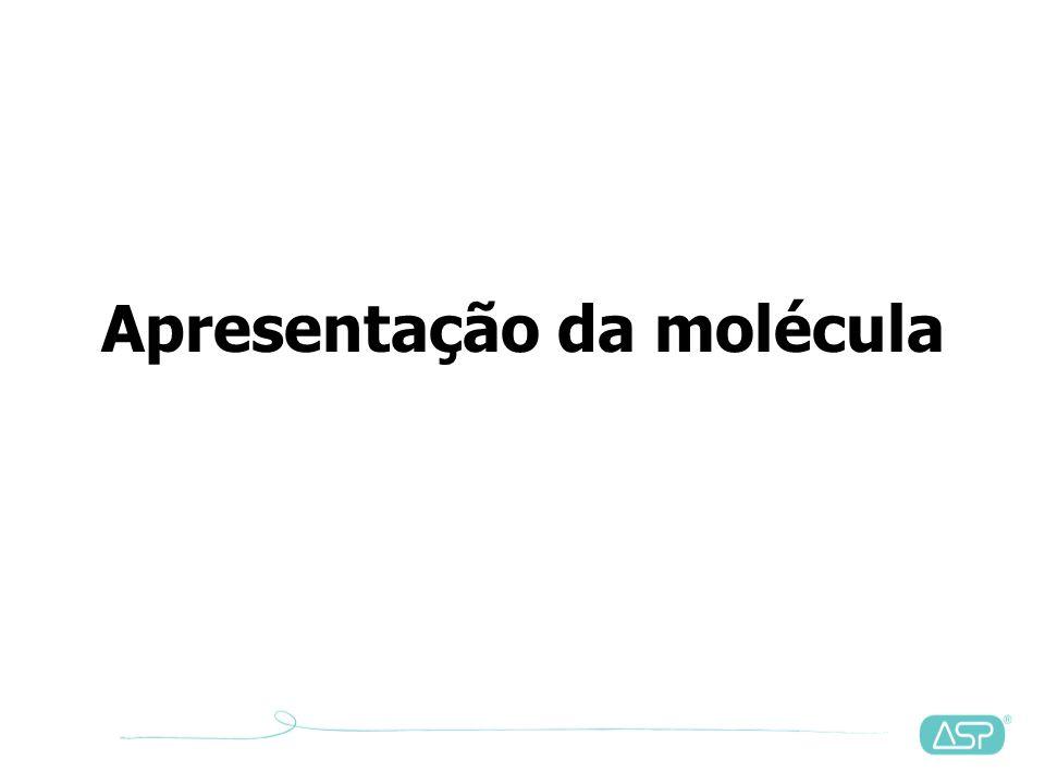 Apresentação da molécula