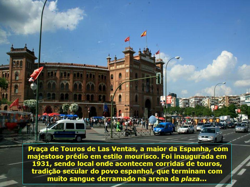 IMG_1041 - ESPANHA - MADRID - PRAÇA DE TOURADAS-700