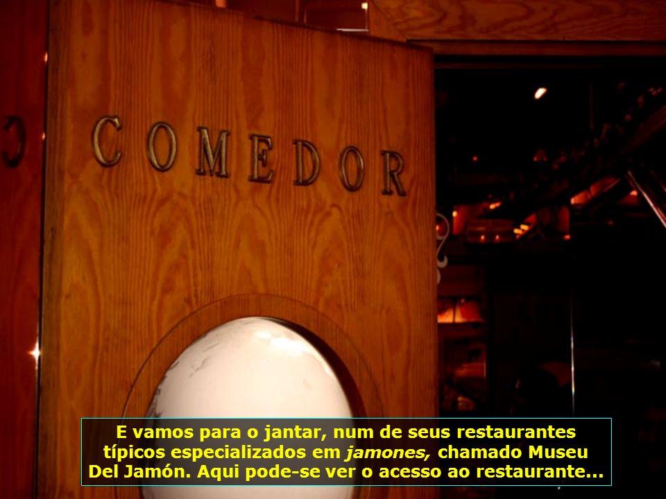 IMG_0864 - ESPANHA - MADRID - JANTAR REST