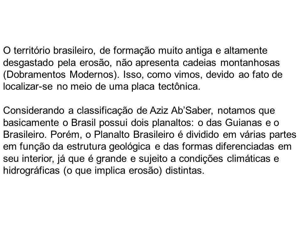 5. O Relevo Brasileiro