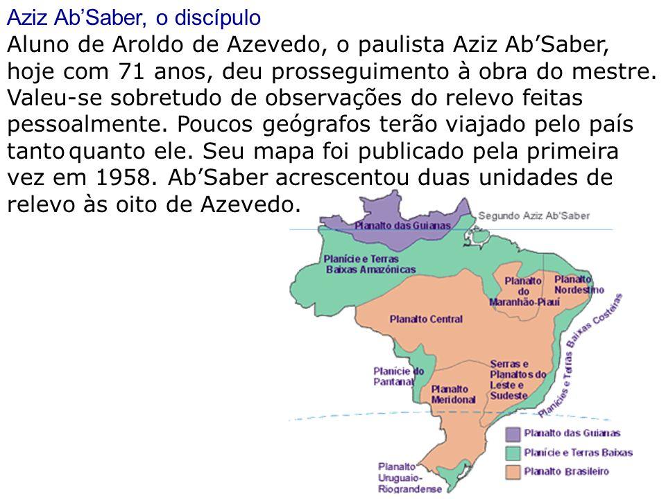 Aziz Ab'Saber, o discípulo