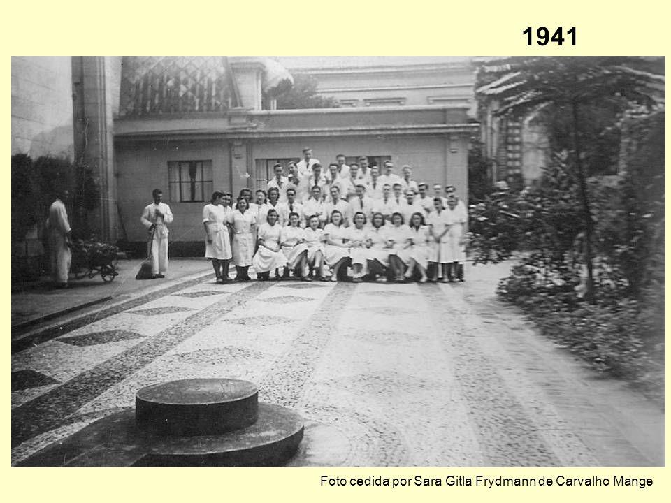 1941 Foto cedida por Sara Gitla Frydmann de Carvalho Mange