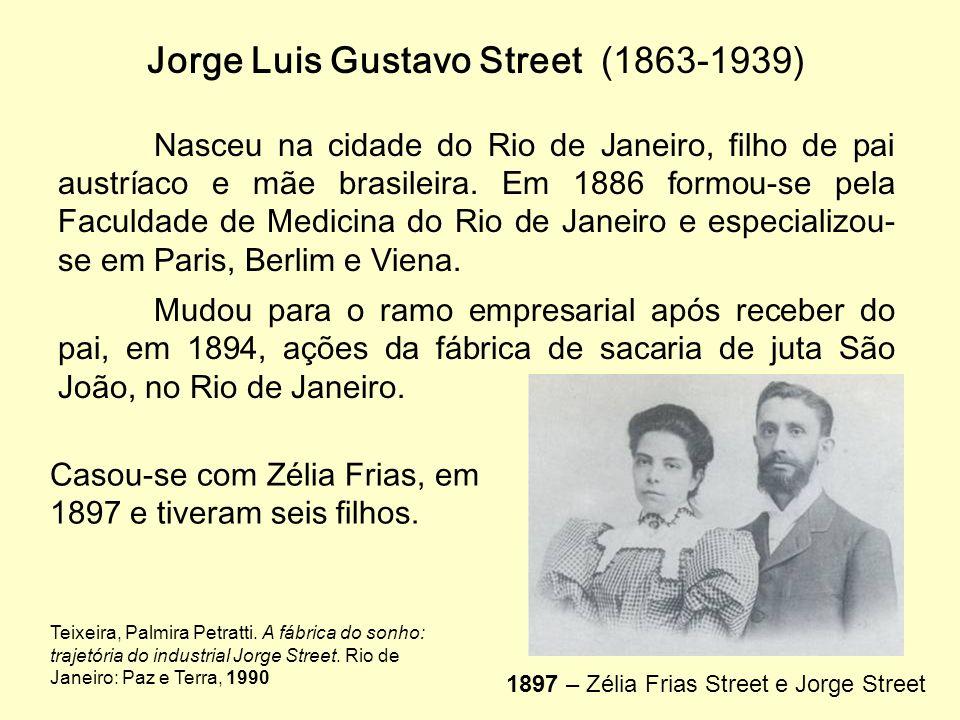 Jorge Luis Gustavo Street (1863-1939)