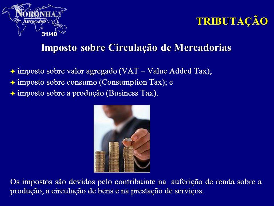 Imposto sobre Circulação de Mercadorias
