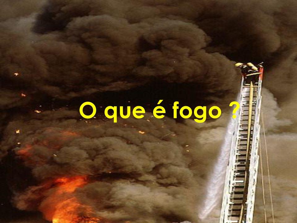 O que é fogo