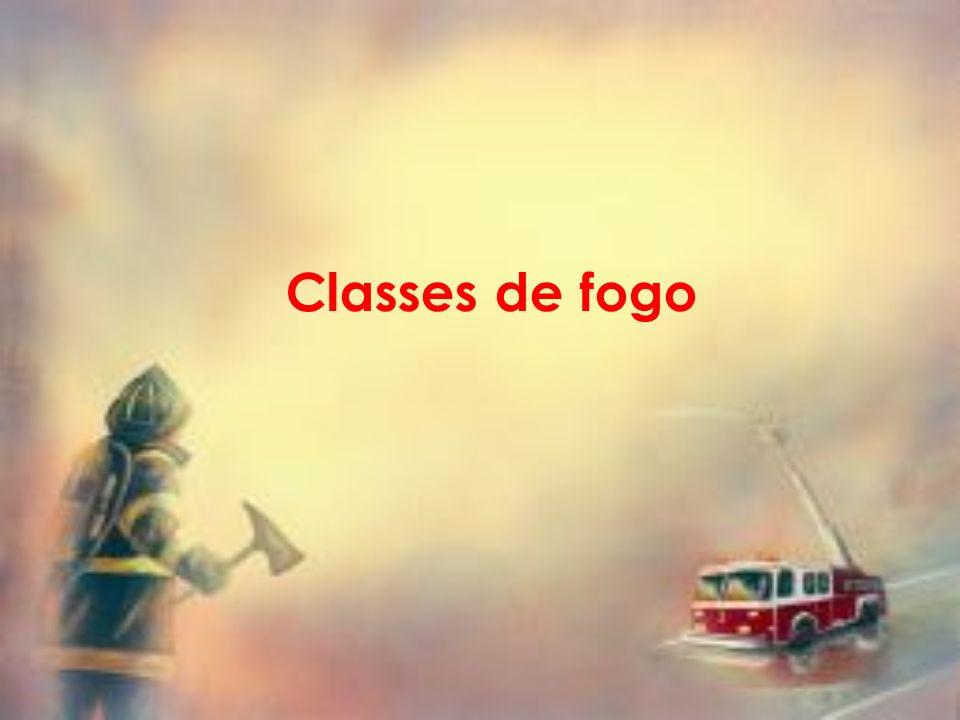 Classes de fogo