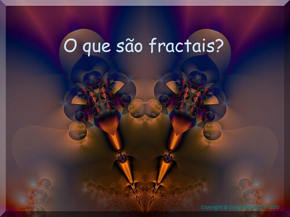 O que são fractais