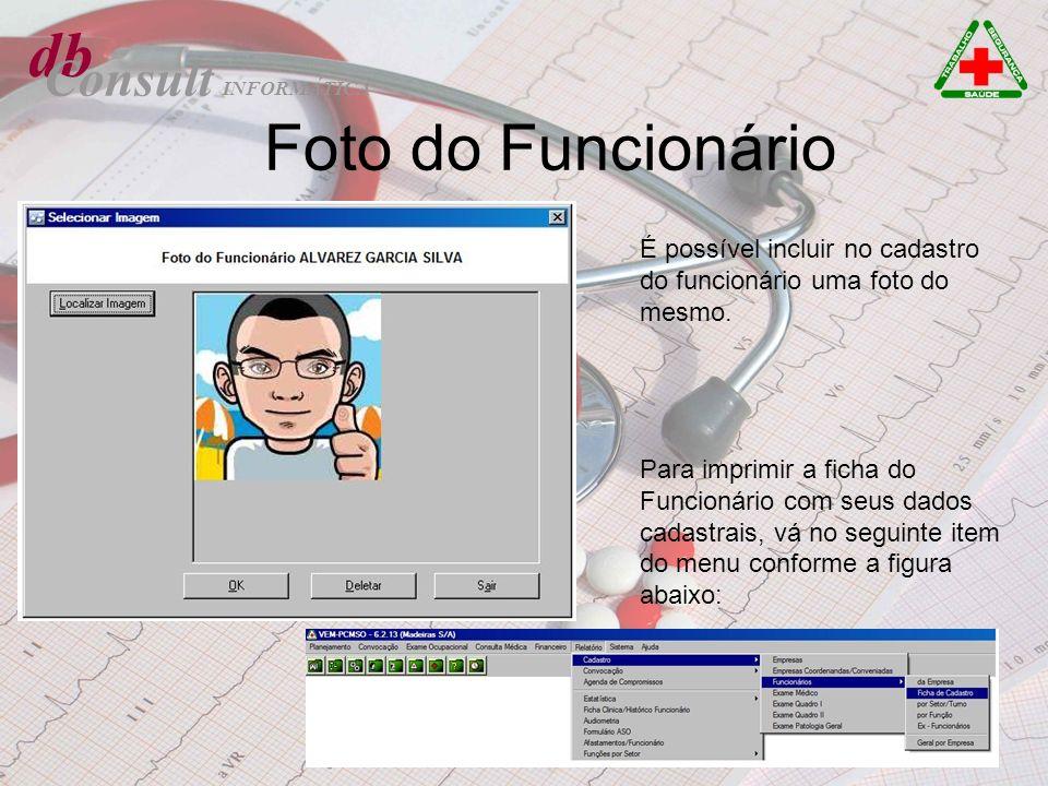 db Foto do Funcionário Consult