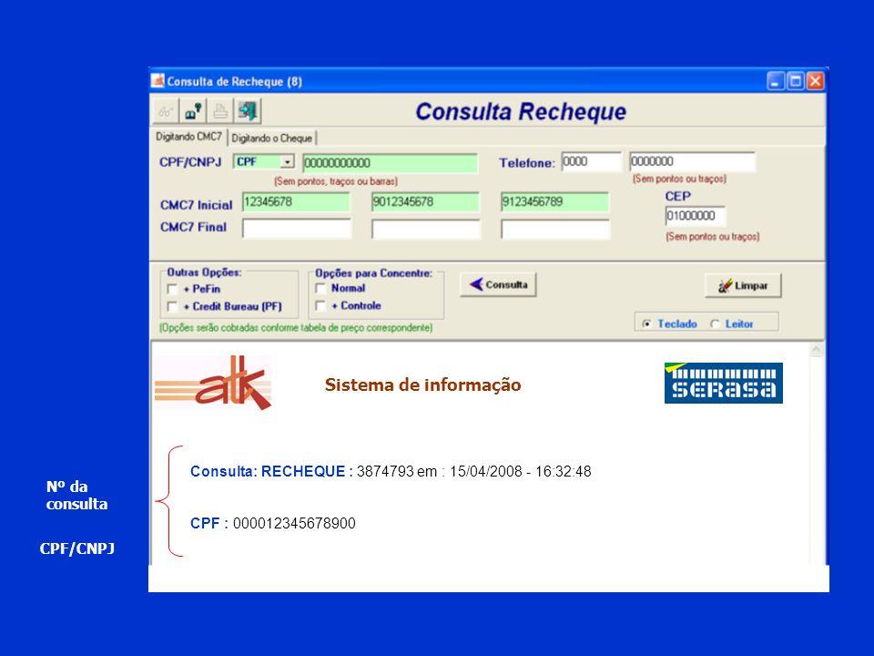 Consulta: RECHEQUE : 3874793 em : 15/04/2008 - 16:32:48